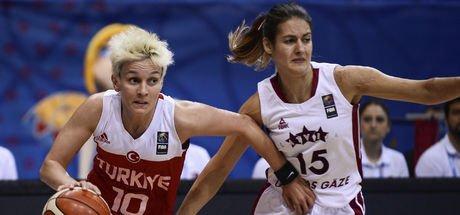 Letonya 63 - Türkiye: 72 | MAÇ SONUCU