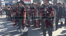 Taksim'de LGBTİ gerginliği: 35 gözaltı