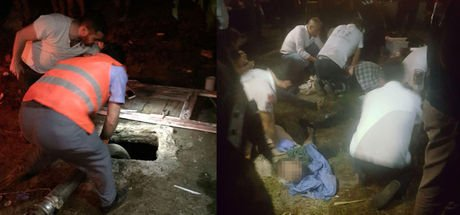 Adana'da foseptik çukuru faciası! 1'i hamile 4 kişi öldü