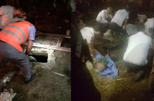 Adana'daki foseptik çukuru faciasının detayları belli oldu! 4 kişi nasıl öldü?