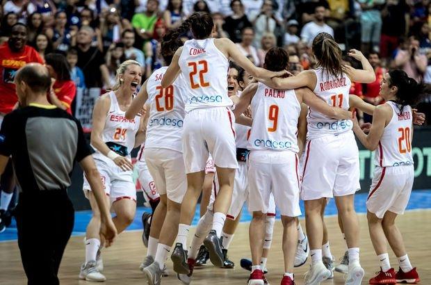 İspanya: 71 - Fransa: 55 | MAÇ SONUCU