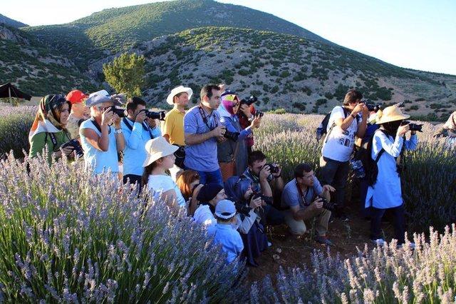Isparta lavanta kokulu köy nerede? Lavanta bahçeleri!