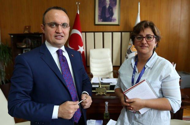 Bülent Turan: Kurda merhamet kuzuya ihanet olur
