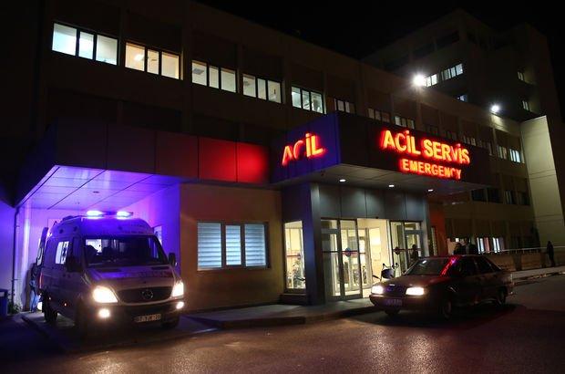 Pendik'te camide bıçaklı saldırı: 3 yaralı