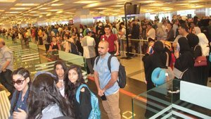 İstanbul'a Arap turist akını