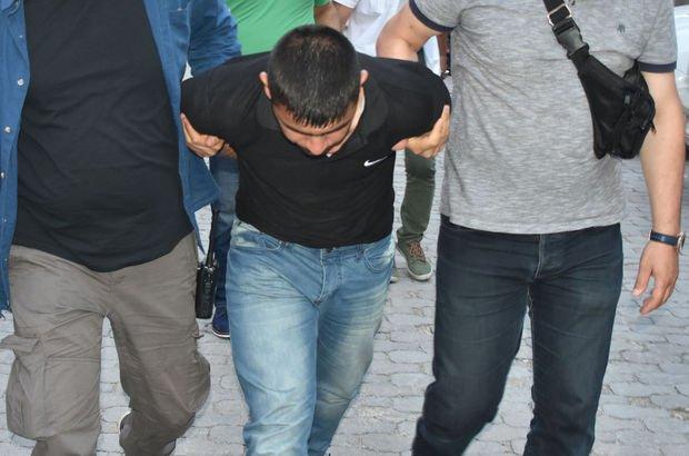 Firari 'suç makinesi' yakalandı: Sanki adam öldürdük