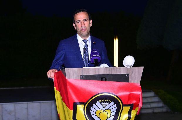 Yeni Malatyaspor Başkanı Adil Gevrek'ten transfer müjdesi