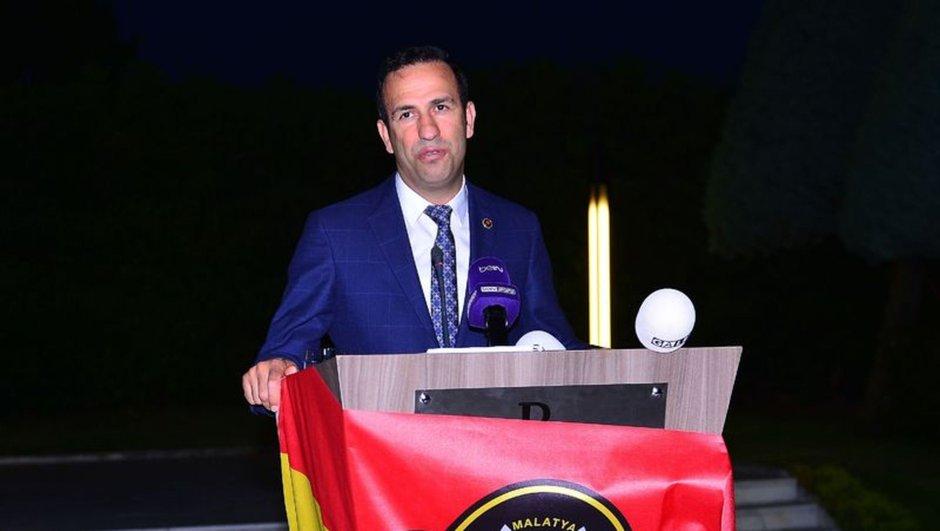 Yeni Malatyaspor'da transfer müjdesi