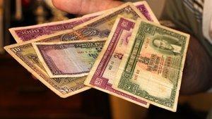 Cumhuriyet banknotları yıllandıkça değerleniyor