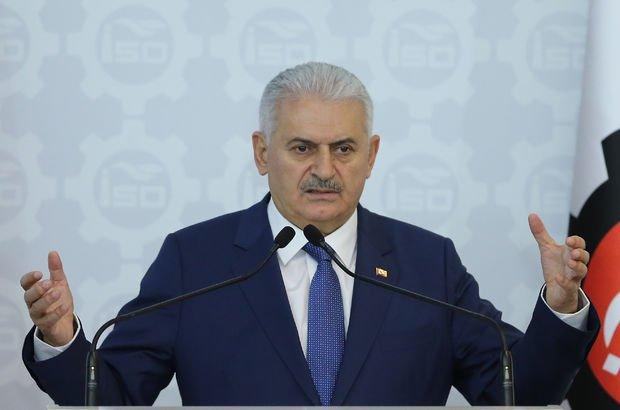 Başbakan Binali Yıldırım'dan Kemal Kılıçdaroğlu'na: Bu sevdadan vazgeç