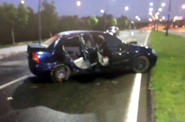 Sivas'ta askerleri taşıyan araç devrildi: 1 asker şehit, 6 asker yaralı