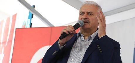 Başbakan Binali Yıldırım: Teşkilattan önemli bir talebim var...