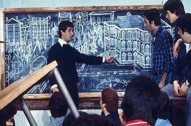 Hababam Sınıfı'ndaki o sahnenin sırrı ortaya çıktı