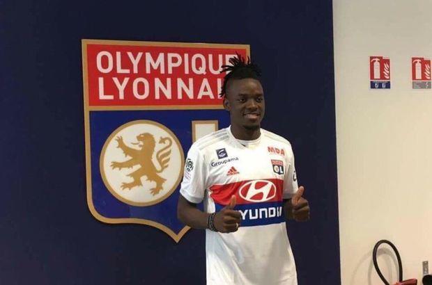 Bertrand Traore'yi Lyon kaptı!