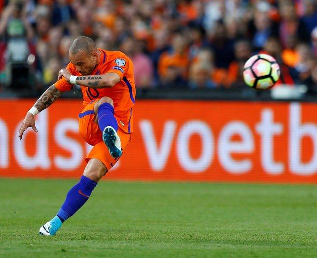 Galatasaray'da krizin adı: Wesley Sneijder