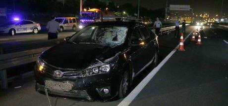 Avrasya Tüneli çıkışında kaza! 1 ölü