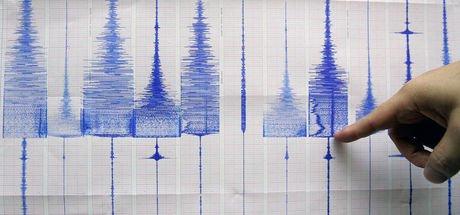 Son Depremler... Erzurum'da deprem!