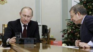 Rus milyarderin varlıkları donduruldu
