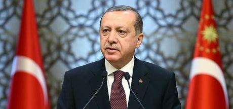Cumhurbaşkanı Erdoğan'dan 'Kara Kuvvetleri' mesajı