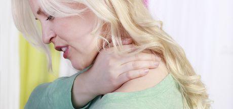 Omuz ağrısı sıklıkla görülen üçüncü problem
