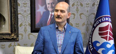 Bakan Soylu'dan, açlık grevindeki Özakça ve Gülmen için yayımlanan ilana tepki