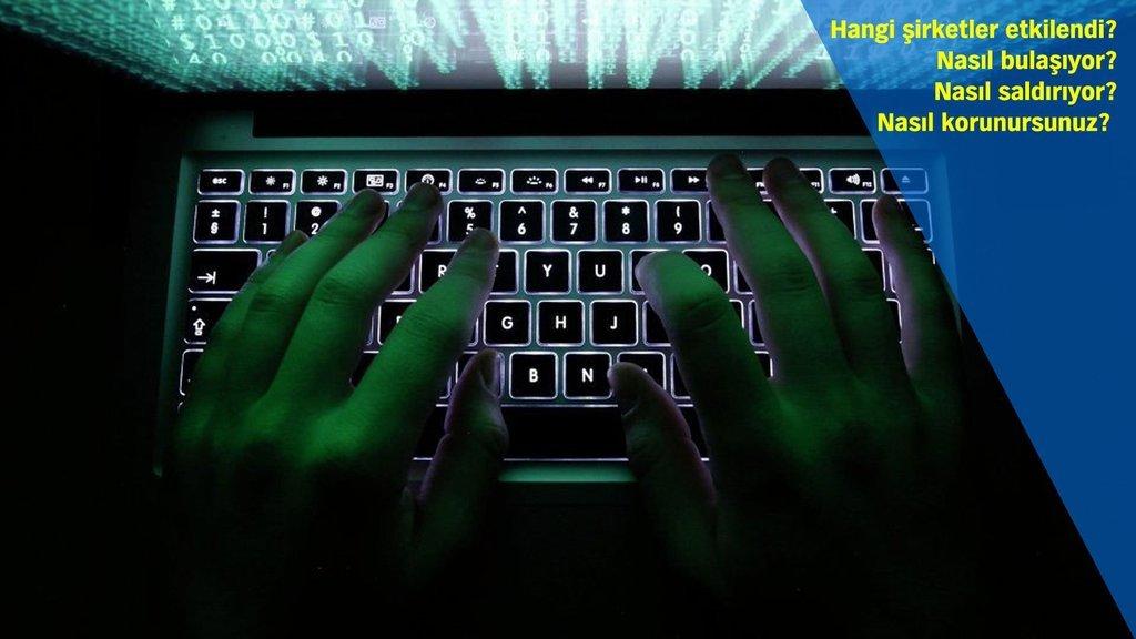 Siber saldırıda son durum! Nasıl bulaşıyor? Nasıl saldırıyor? Nasıl korunabilirsiniz?