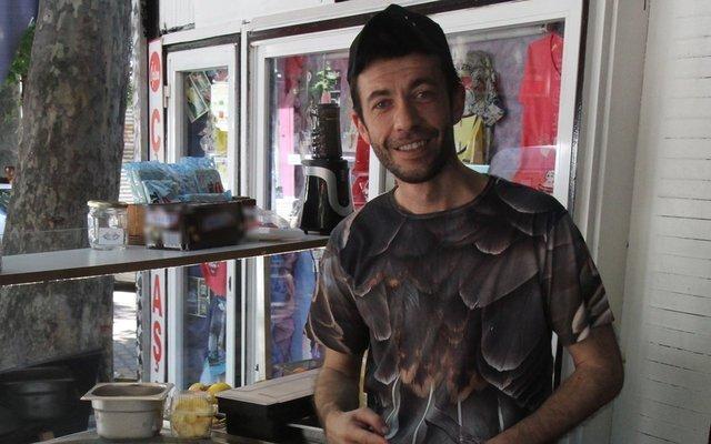 'Diriliş Ertuğrul' oyuncusu Fırat Topkorur dondurmacı oldu