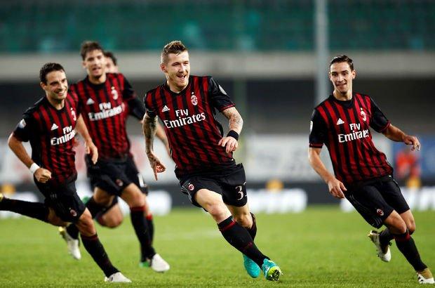 Kucka tamam sıra Milan'da!