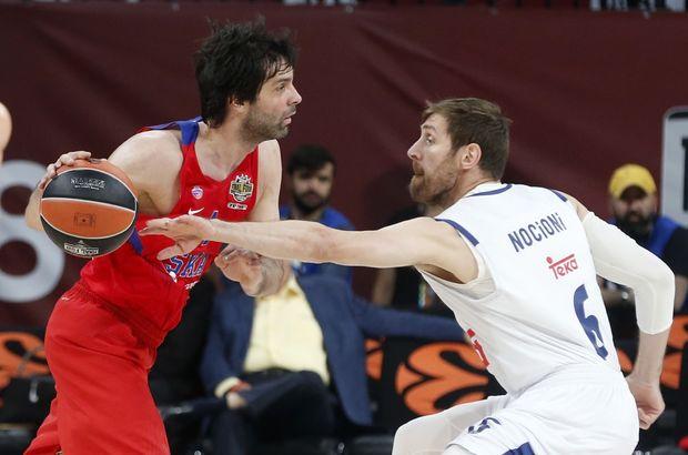 Milos Teodosic, CSKA Moskova