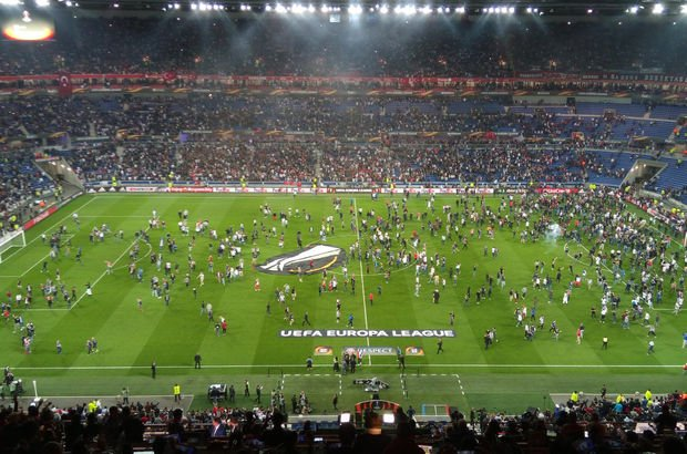 UEFA, Beşiktaş'a tarih verdi!