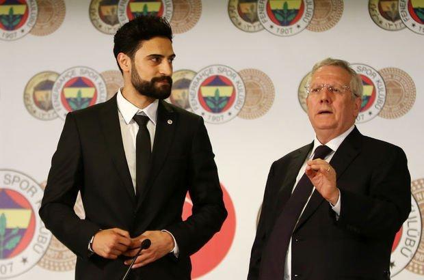 Mehmet Ekici resmen Fenerbahçe'de!