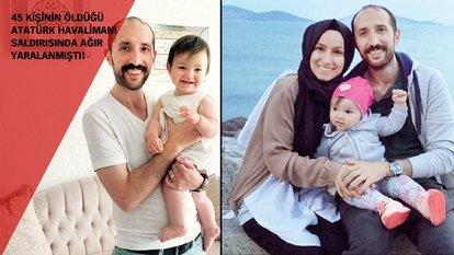 Polis memuru komadayken Zeynep bebek doğdu! Sonrasında...