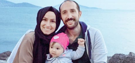 Polis memuru Ahmet Berker'i komadan minik kızı Zeynep çıkardı