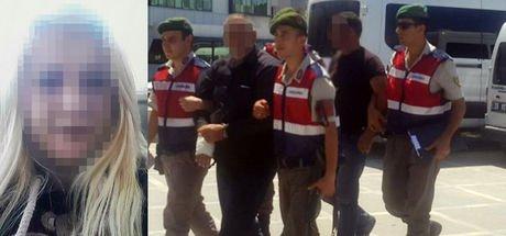 İzmir'de genç kadın hayat arkadaşını sevgilisi ile birlikte öldürdü