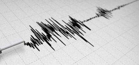 Son Depremler: Ege Denizi'nde deprem