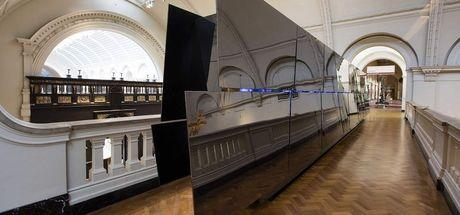 Albert Müzesin'de 70 milyon dolarlık porselen avlu