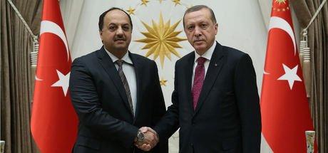 Katar Savunma Bakanı Halid bin Muhammed el-Atiye Ankara'ya geliyor!