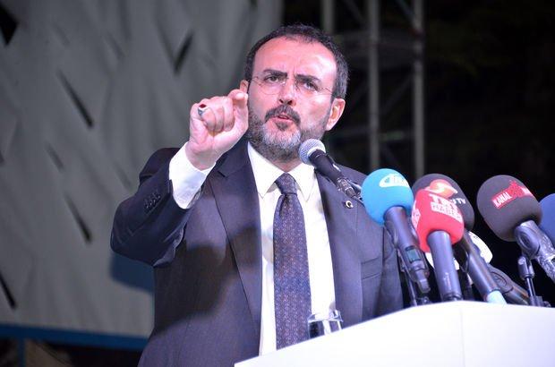 AK Parti'den 'gübre' ve 'mermi' tepkisi: Sabotaj kokan şeyler