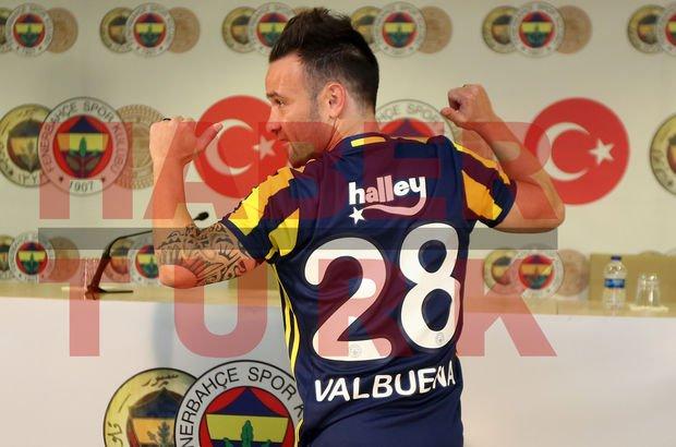Fenerbahçe Mathieu Valbuena