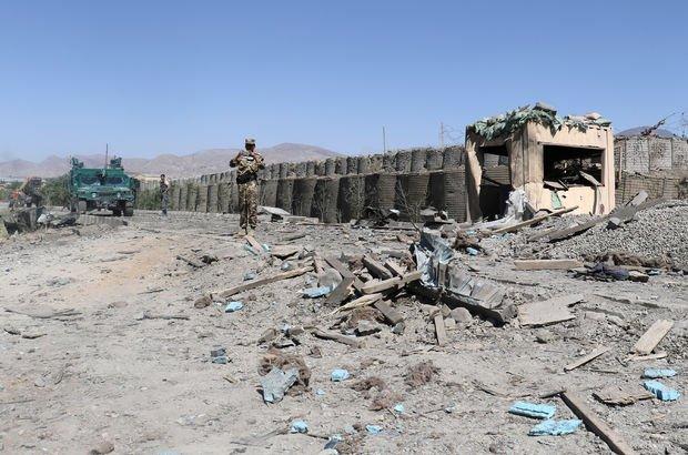 Afganistan'da polise bombalı saldırı