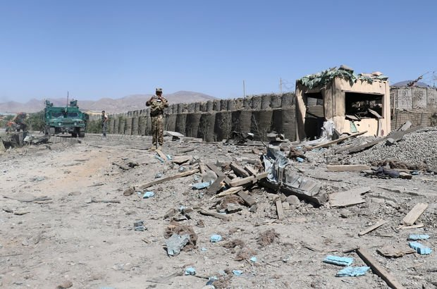 Afganistan Bomba