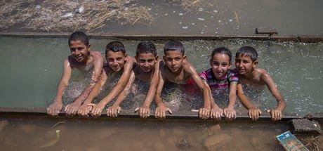 Şanlıurfa Büyükşehir Belediyesi havuzları 3 ay ücretsiz yaptı