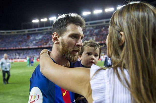 Hepsi Messi için!