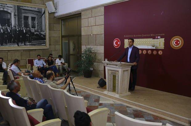 """HDP'den """"Adalet Yürüyüşü"""" açıklaması"""