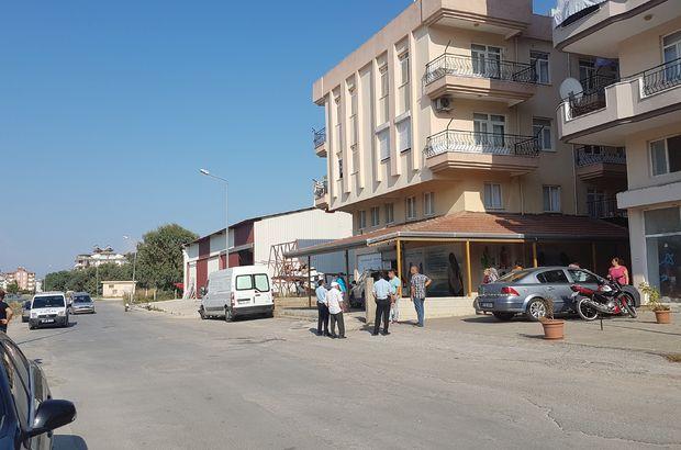 Antalya'da bir kişi kayınbiraderini 17 yerinden bıçakladı!