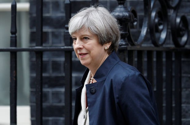 İngiltere Theresa May