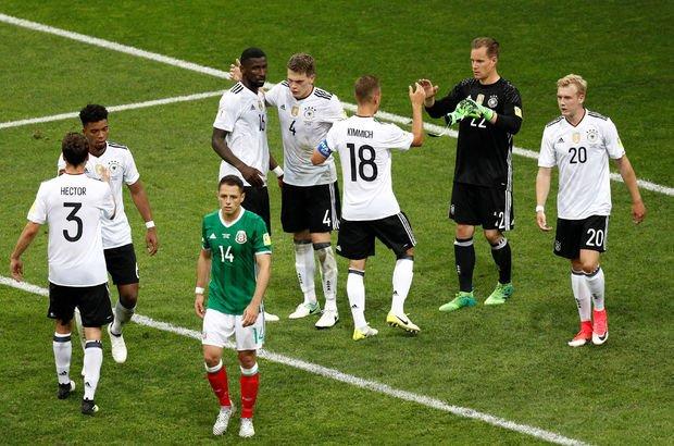 Almanya - Meksika