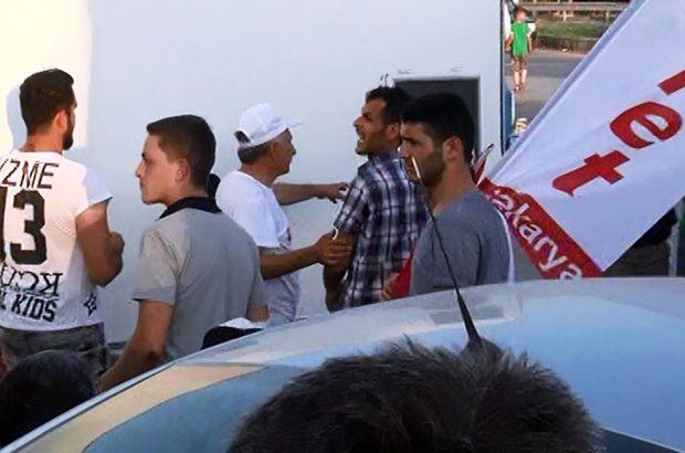 CHP kampında gerginlik