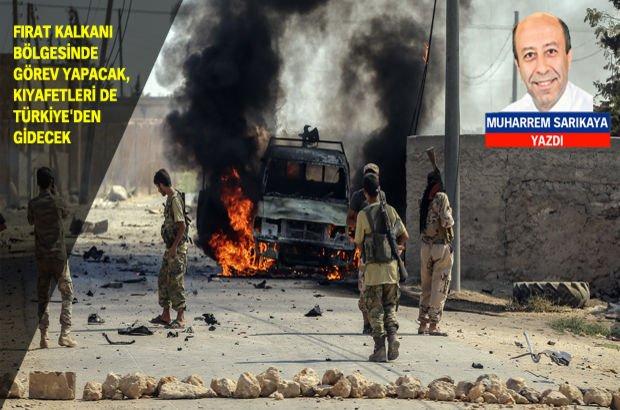 Suriye'de yeni güç