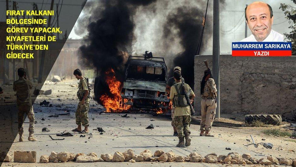 Suriye Muharrem Sarıkaya  Veysi Kaynak ÖSO PYD